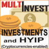 MultInvest - Cryptocurrencies Investment Script