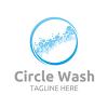 Circle Wash - Logo Template