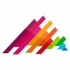 Triangle Colorful Logo Template