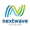 Next Wave - Logo Template