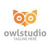 owlstudio-logo-template