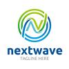 Next Wave V2 - Logo Template