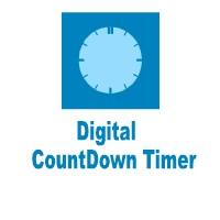 JS Digital Countdown Timer