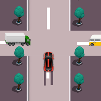 Traffic Crash - Buildbox template
