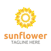sunflower-logo-template