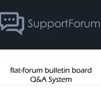 SupportForum PHP Script