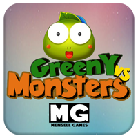 Greeny vs Monsters - Buildbox Template