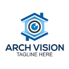 arch-vision-logo-template