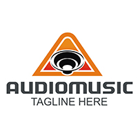 Audio Music - Logo Template