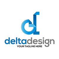 Delta - Logo Template