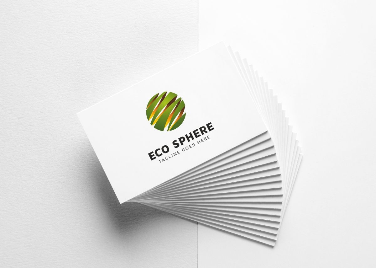 Eco Sphere Logo Screenshot 1