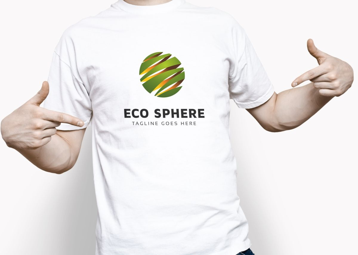 Eco Sphere Logo Screenshot 3