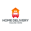 home-delivery-logo-template