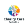 people-charity-logo-template