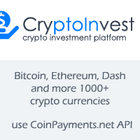 CryptoInvest - Crypto Investment Platform Script