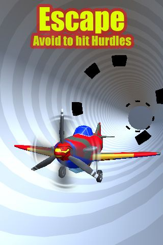Plane Escape Game - Unity Source Code Screenshot 1