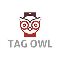 Tag Owl - Logo Template