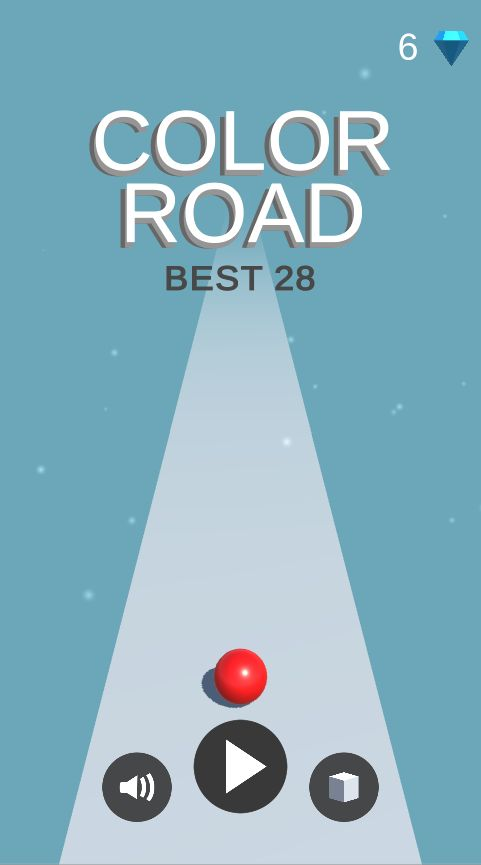 Color Road - Complete Unity Game  Screenshot 1