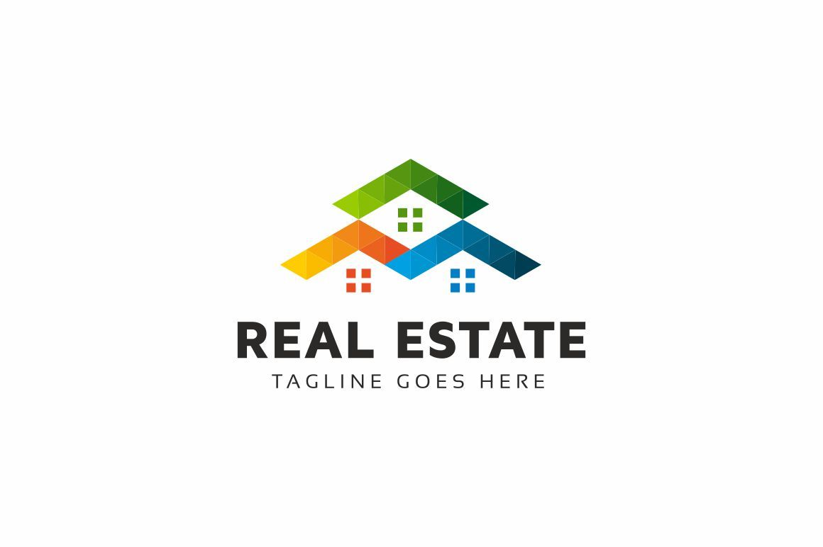 Real Estate Logo Screenshot 1