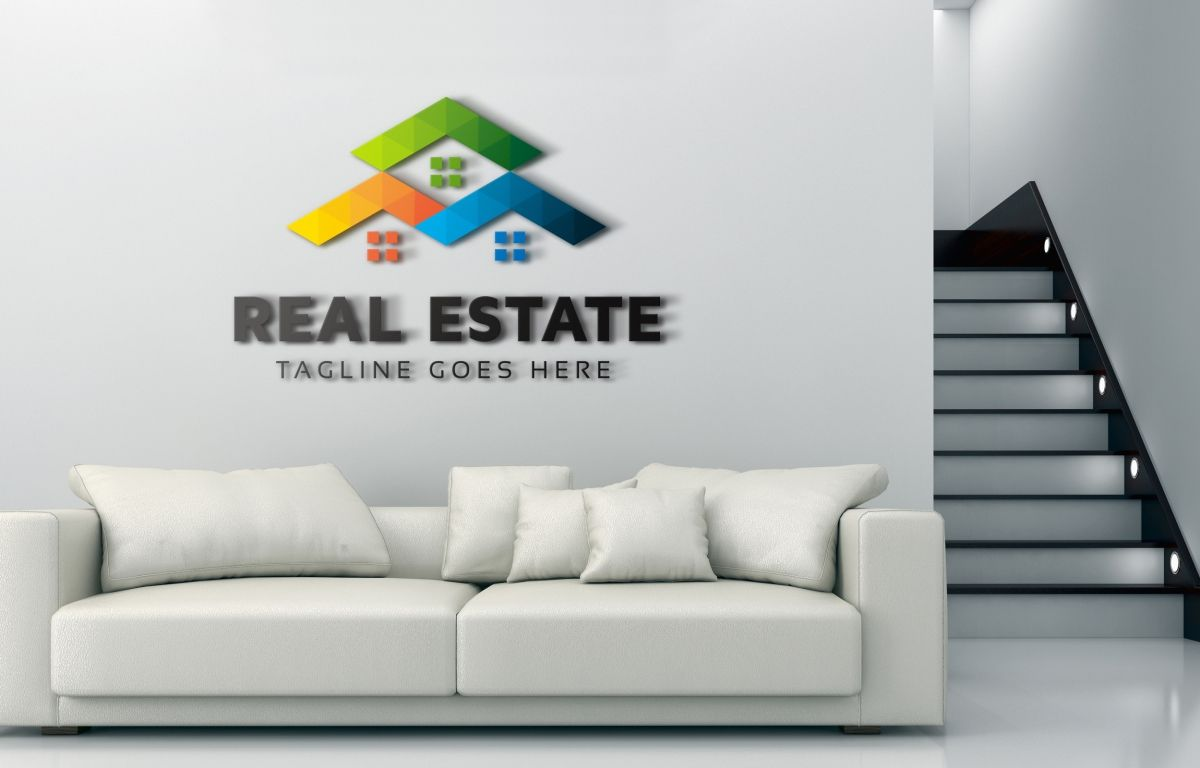 Real Estate Logo Screenshot 3