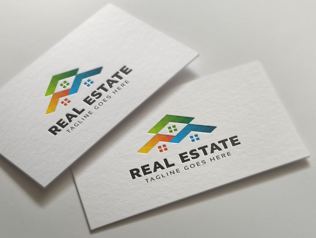 Real Estate Logo Screenshot 4