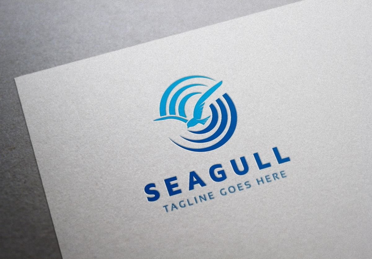 Seagull Logo Screenshot 1