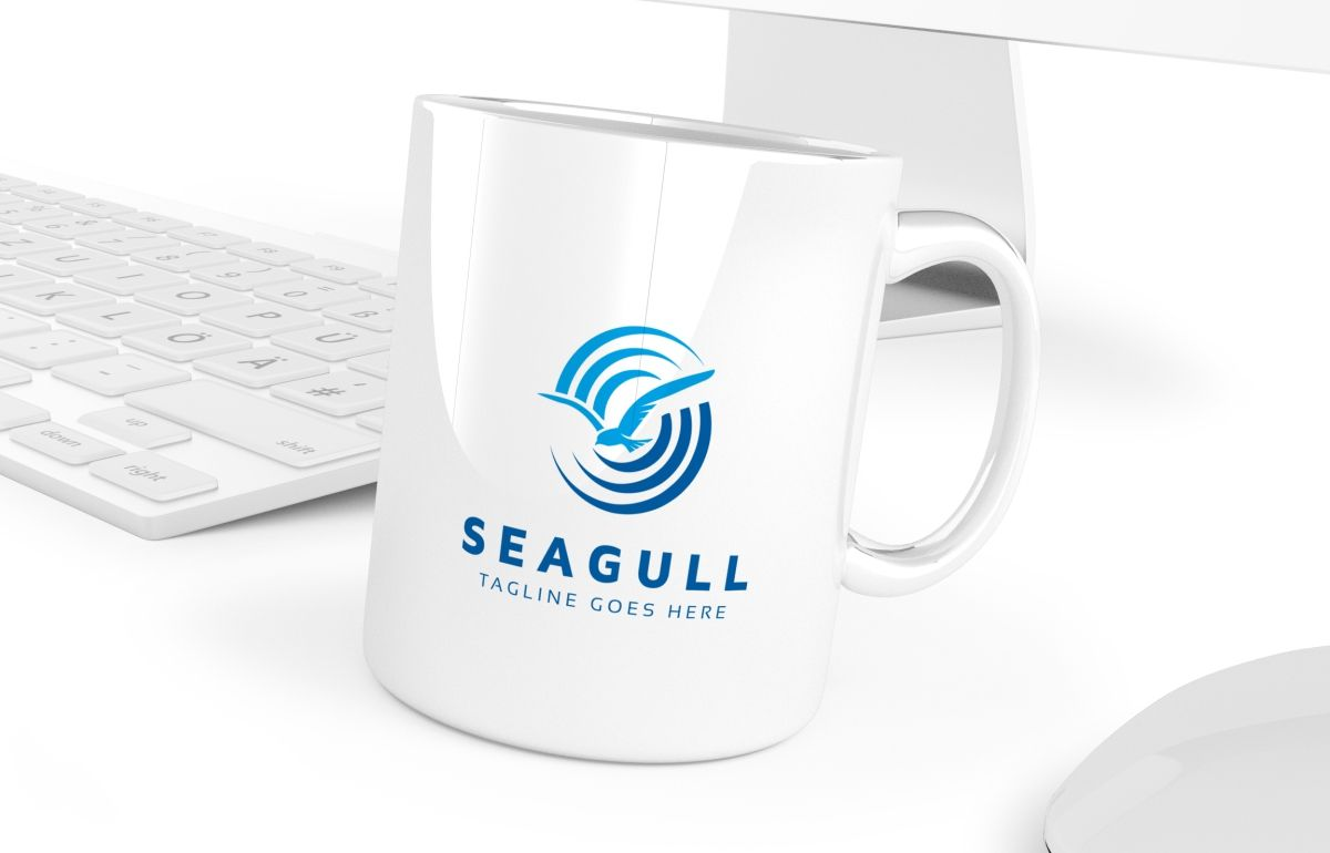 Seagull Logo Screenshot 2