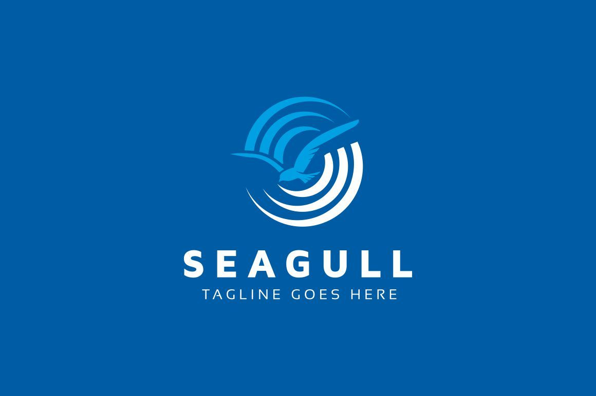 Seagull Logo Screenshot 4
