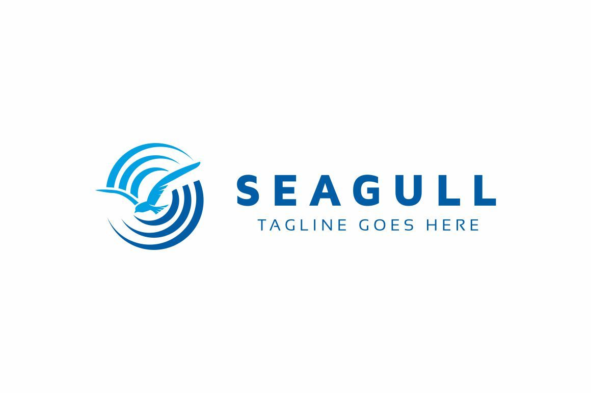 Seagull Logo Screenshot 5