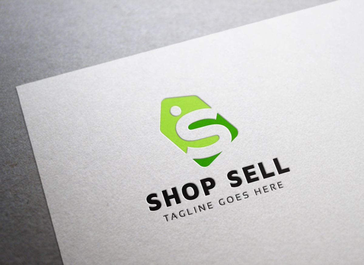 Shop Sell S Letter Logo Screenshot 1