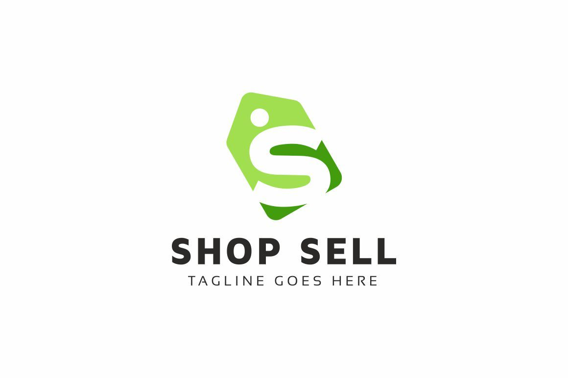 Shop Sell S Letter Logo Screenshot 2
