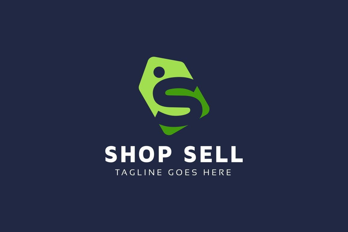 Shop Sell S Letter Logo Screenshot 3