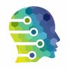 Techno Face Logo
