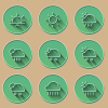 2145 3D Web Communication Icons Set