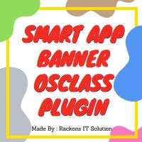 Smart App Banner Plugin for Osclass