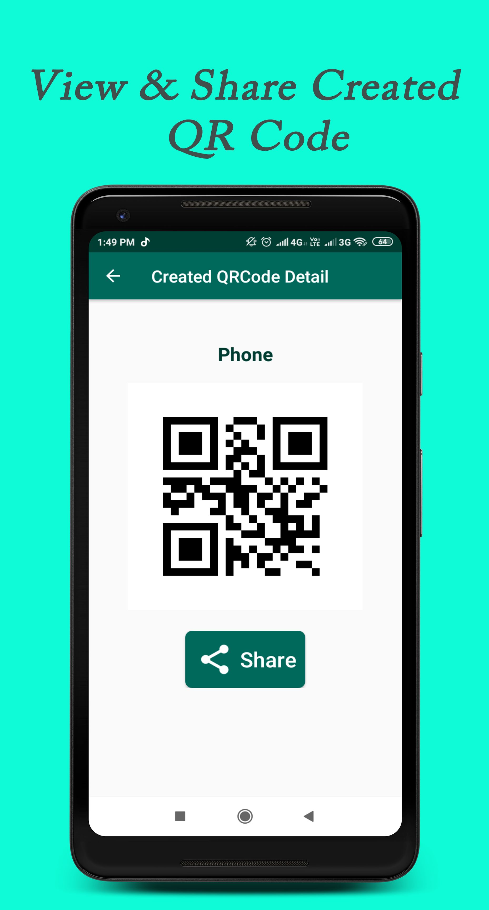 Qr Code App Android