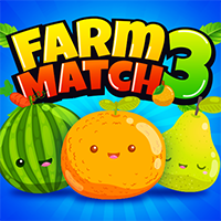 Farm Fruit 3 Match Game Template Unity