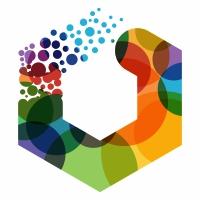 Cube Colorful Logo