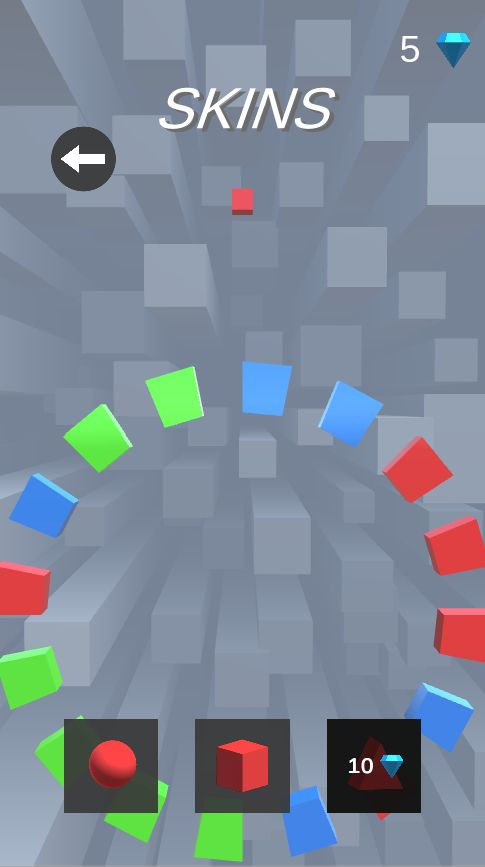 Color Bounce - Complete Unity Game Screenshot 2