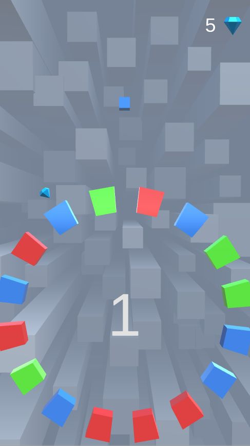Color Bounce - Complete Unity Game Screenshot 3