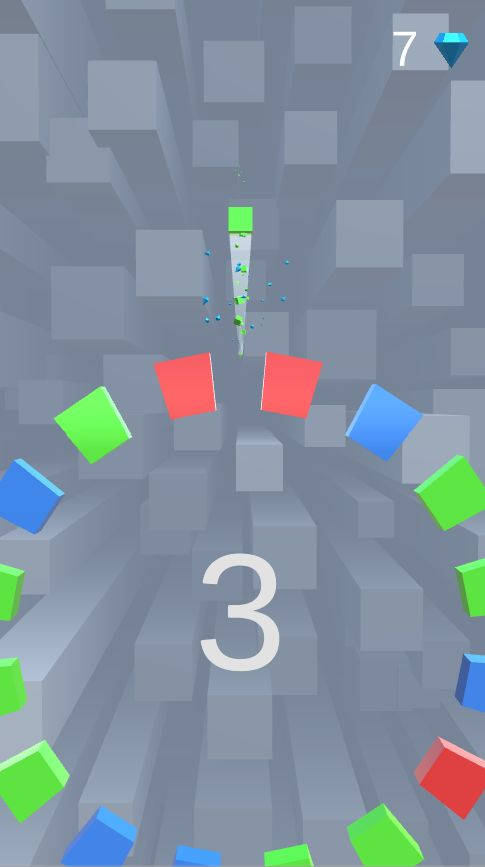 Color Bounce - Complete Unity Game Screenshot 4