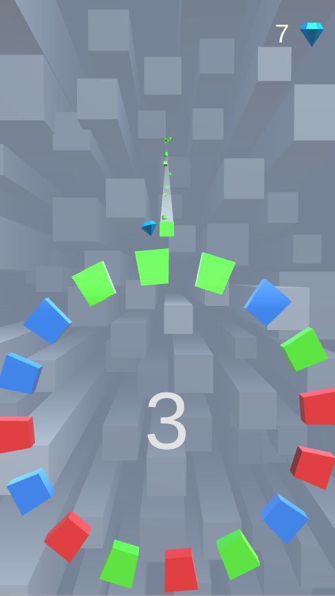 Color Bounce - Complete Unity Game Screenshot 5