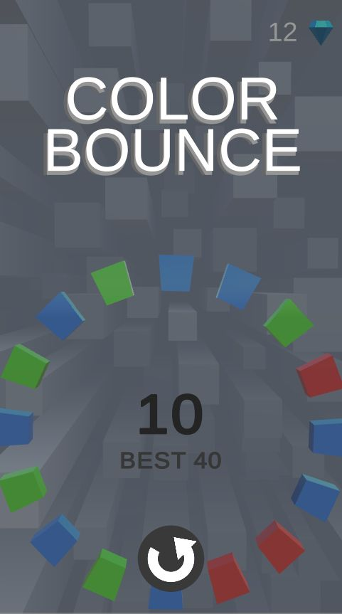 Color Bounce - Complete Unity Game Screenshot 6