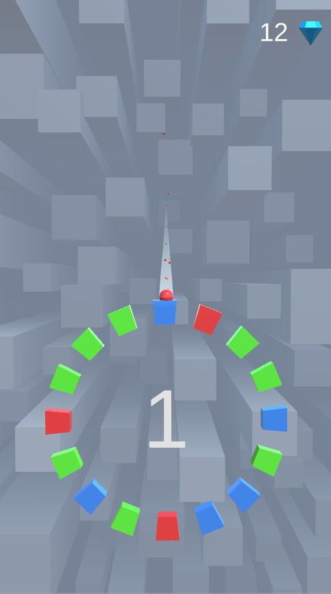 Color Bounce - Complete Unity Game Screenshot 7