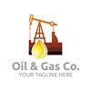 Oil & Gas Co - Logo Template