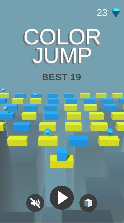Color Jump - Complete Unity Game  Screenshot 1