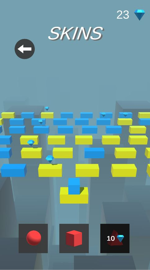 Color Jump - Complete Unity Game  Screenshot 2