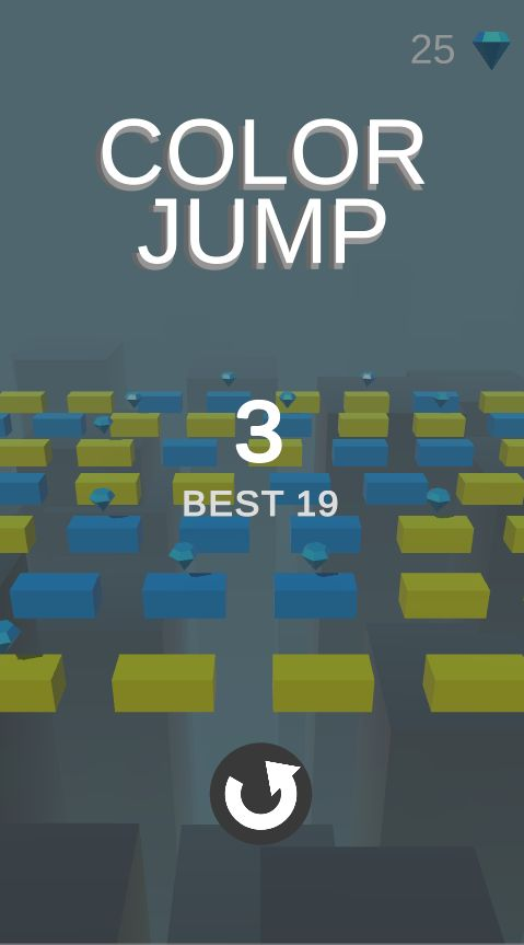 Color Jump - Complete Unity Game  Screenshot 4
