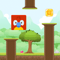 Flappy Animals -Buildbox Game