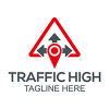traffic-highway-logo-template